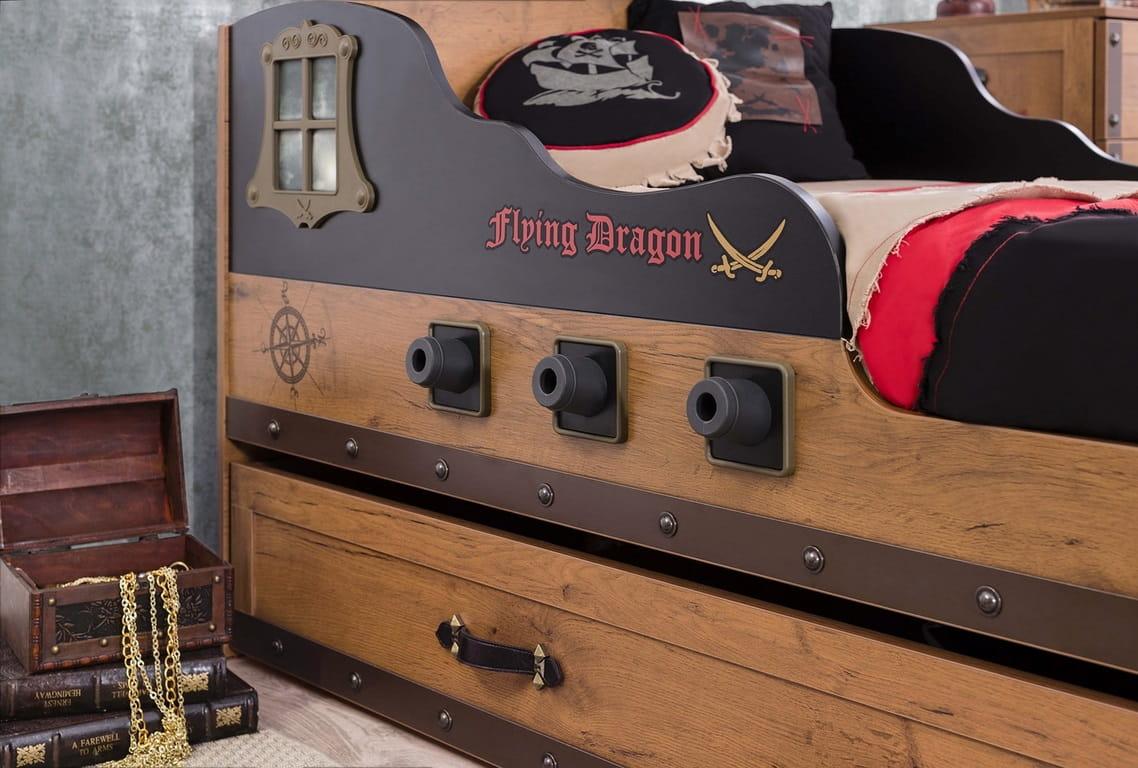 Kinderzimmer gestalten pirat