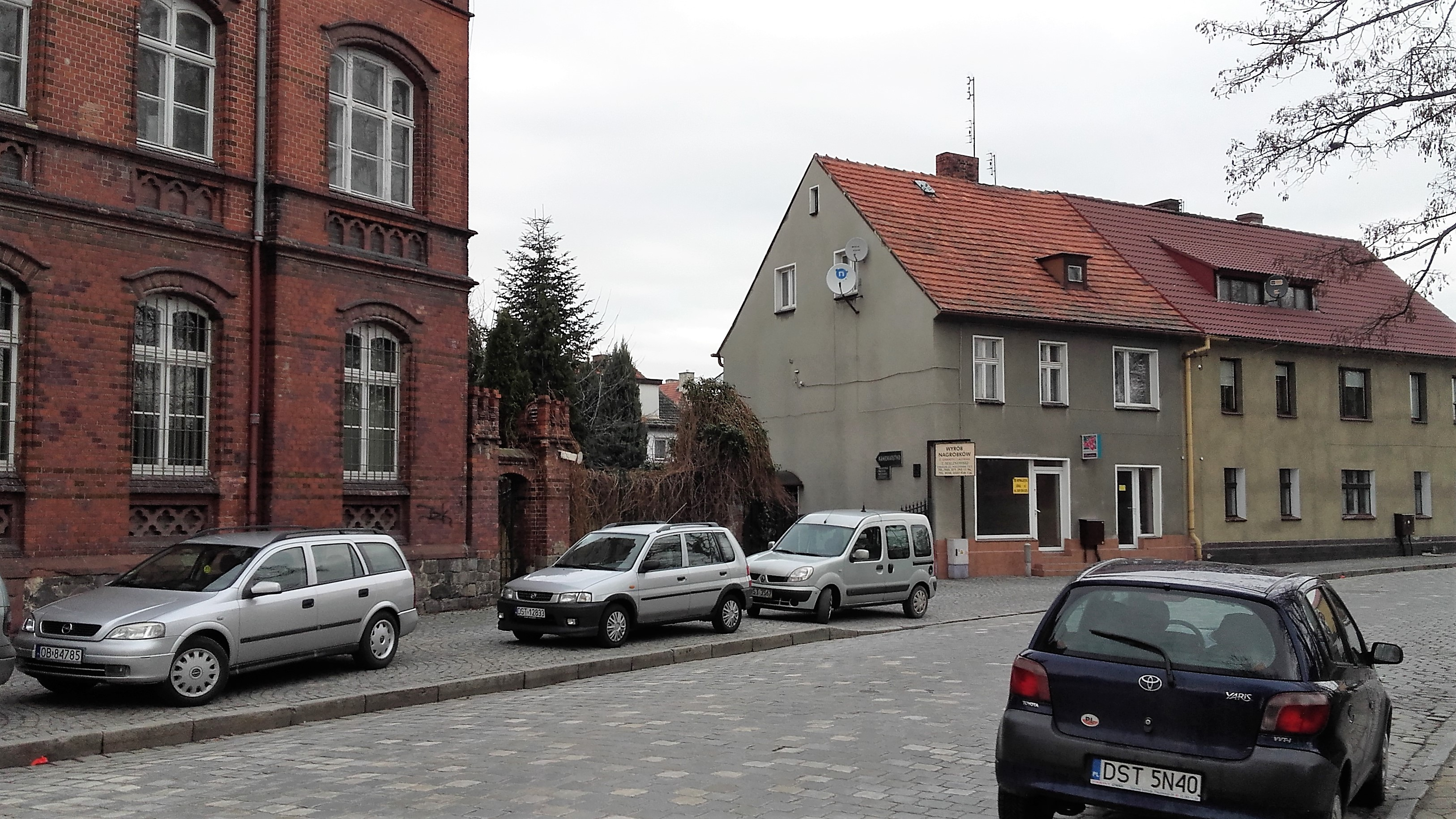 Lokal do wynajęcia w Strzelinie