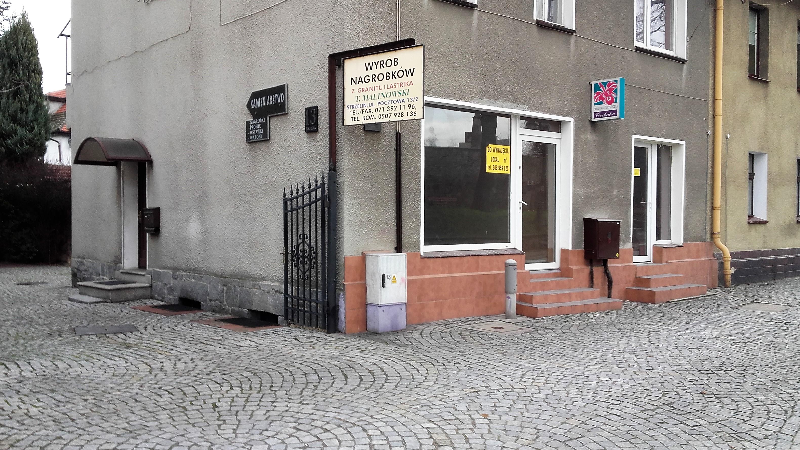 Lokal do wynajęcia w Strzeline super cena