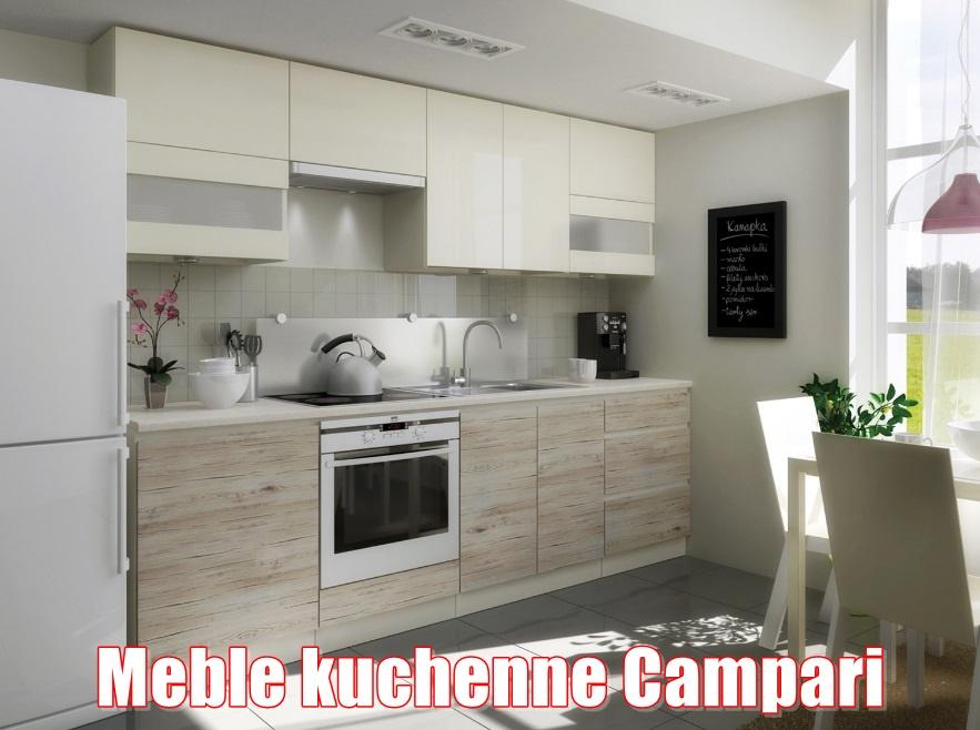 meble kuchenne Campari w promocji