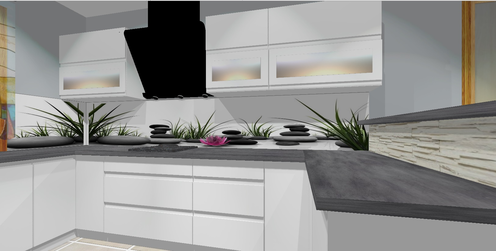 meble kuchenne na wymiar  nowoczesne meble do kuchni, meble kuchenne, meble   -> Projekt Kuchni Agata Meble