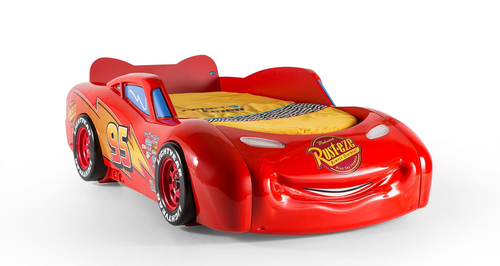 Ko dzieci ce auto cars piston cup meble kuchenne na for Kinderzimmer komplett auto